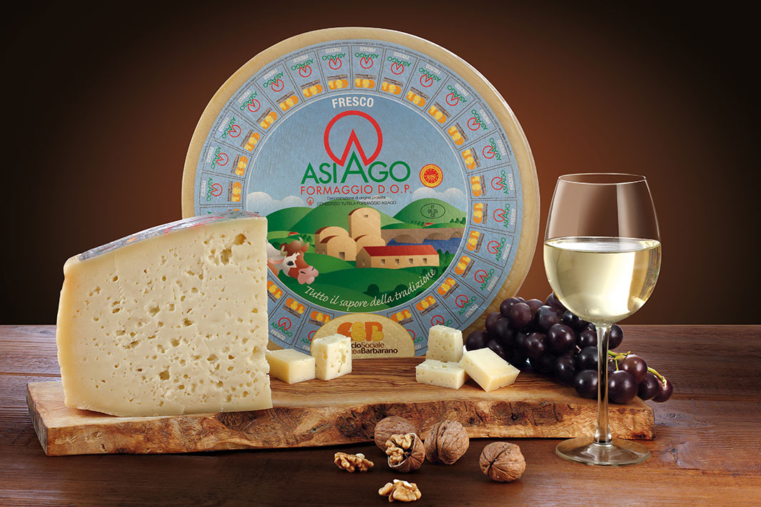 Asiago Fresco D.O.P.